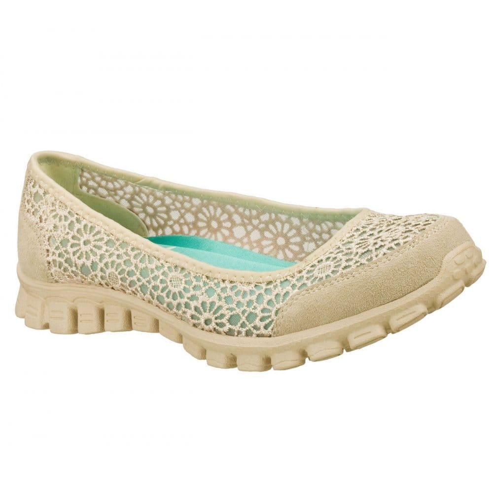 Skechers Ez Flex 2 Sweetpea Ladies Shoe