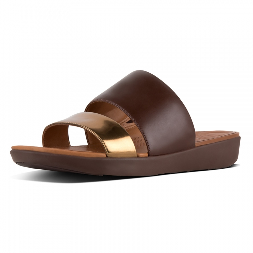 6f950516d3f912 Fitflop fitflop Delta Slide Sandals Womens Slides - Womens from CHO ...