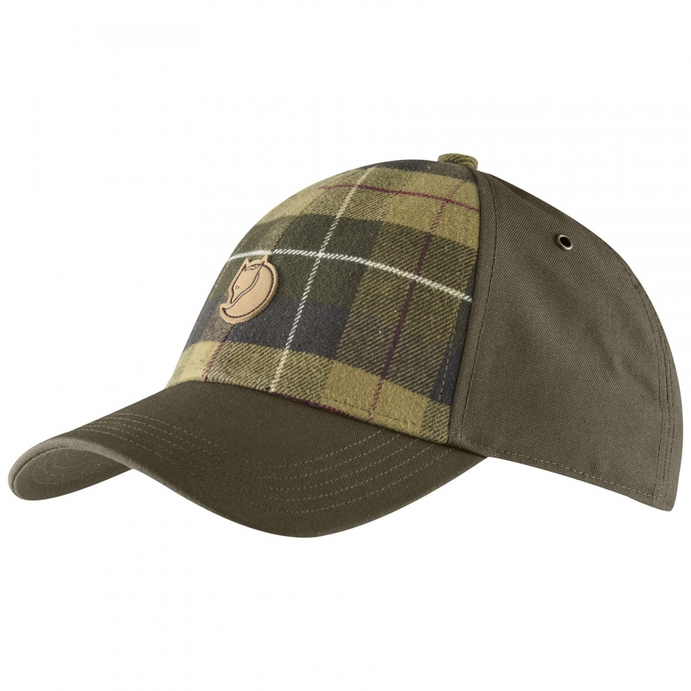 9c5cc5d1689 Fjallraven Ovik Plaid Cap - Mens from CHO Fashion and Lifestyle UK
