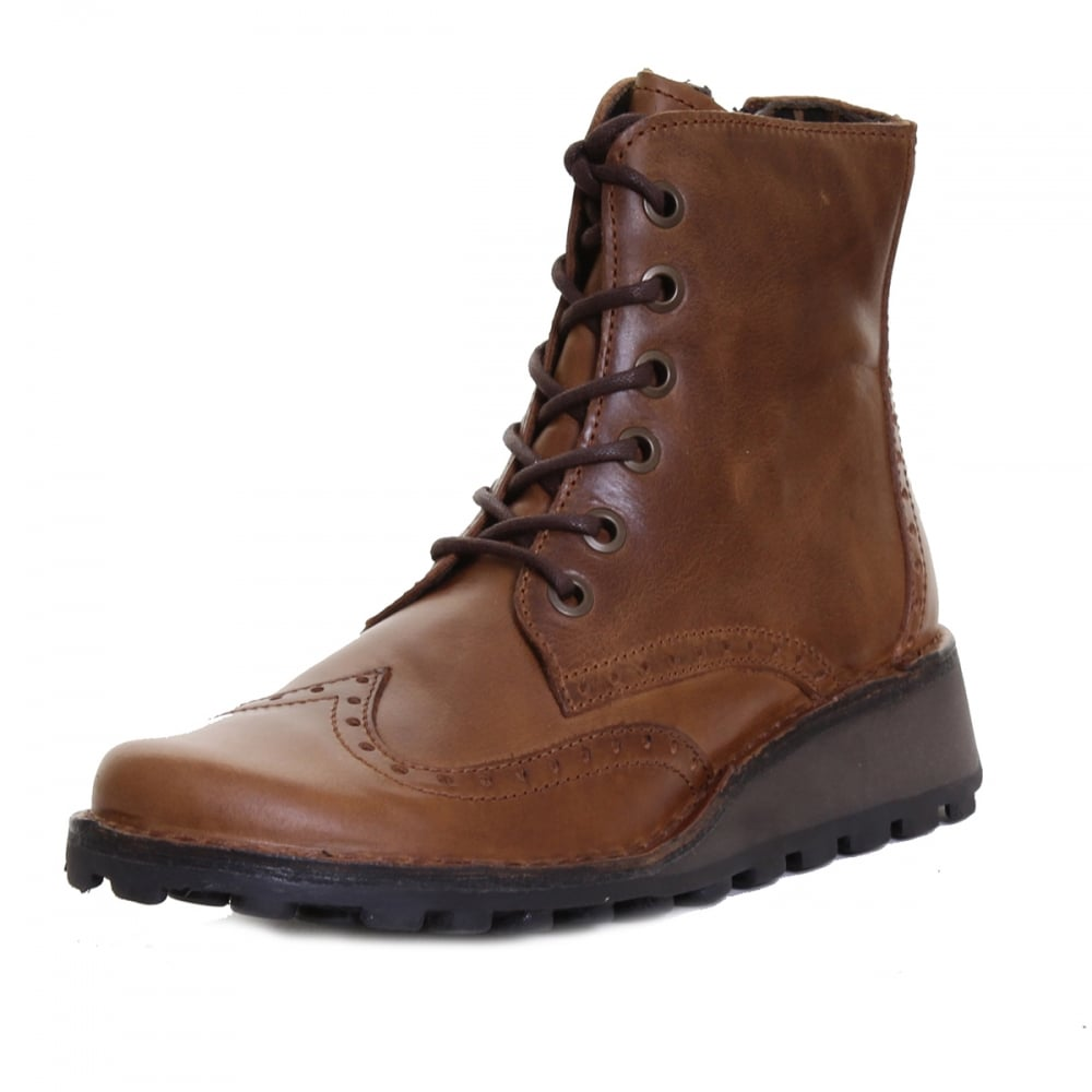 61f17e2777c Fly London Marl Ladies Boot - Footwear from CHO Fashion and Lifestyle UK