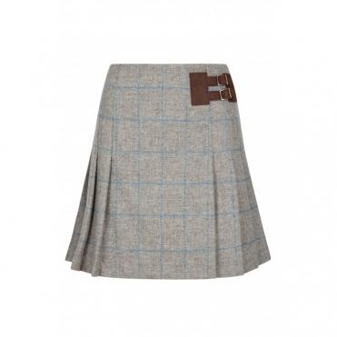 Foxglove Ladies Tweed Skirt