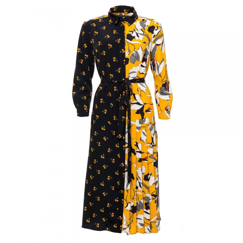5045839a8cb French Connection Aventine Drape Womens Maxi Shirt Dress - Womens ...