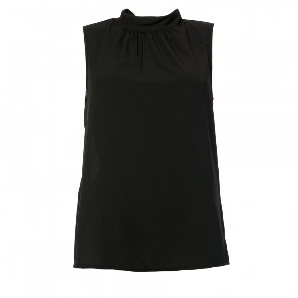 f04b4b095a2 French Connection Crepe Light Jersey Sleevless Womens Top - Womens ...