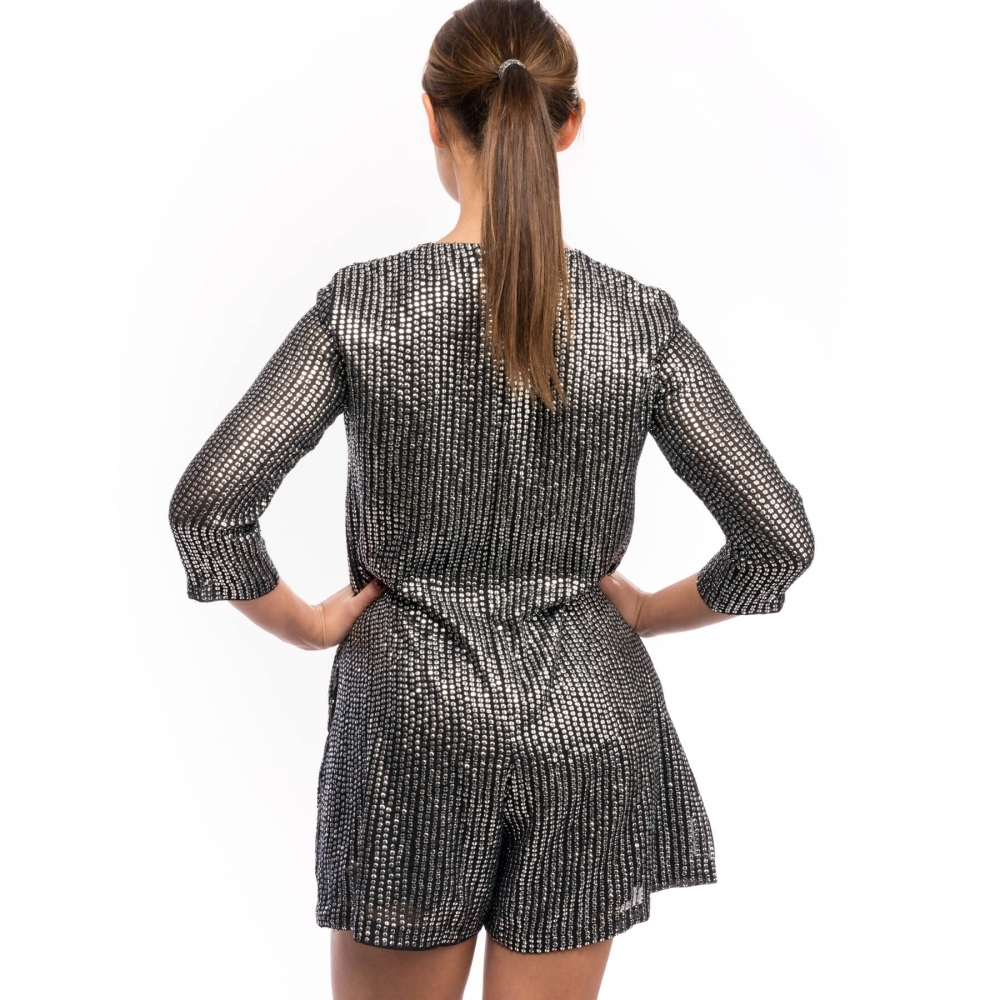 a7c3a7cc2a9 French Connection Desiree Disco LS Womens Jumpsuit - Christmas Gifts ...