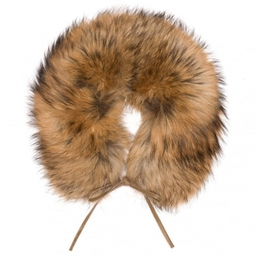 Fur Ladies Ring Scarf