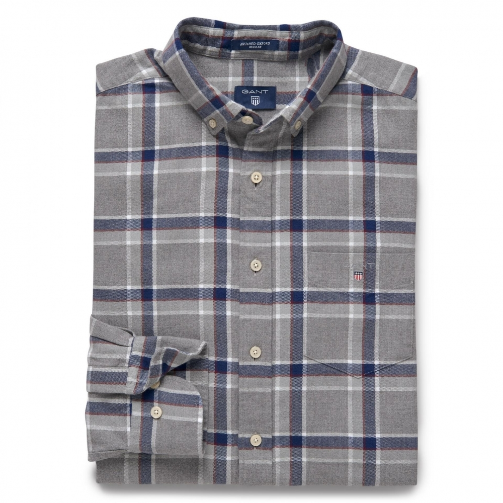 235d67eea56 Ladies Brushed Cotton Check Shirts - Cotswold Hire