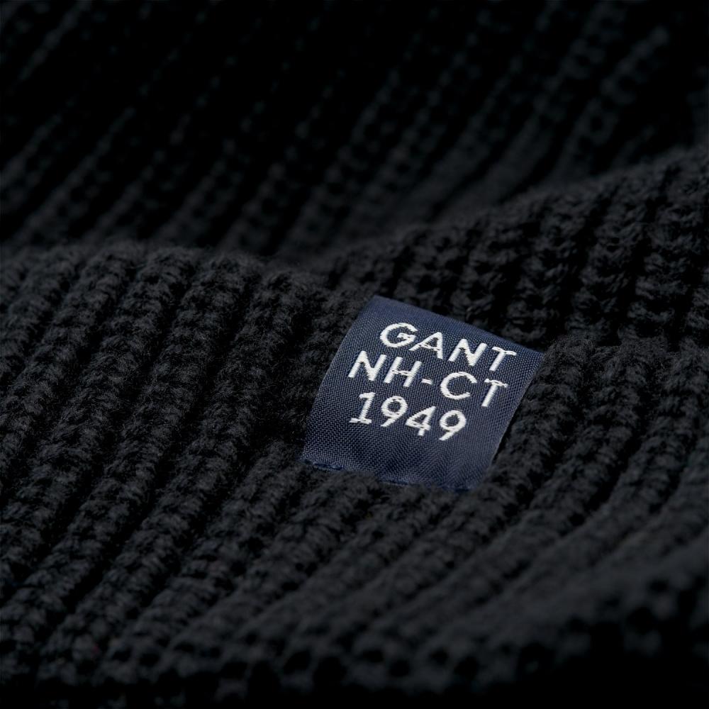 0bb0214e000 GANT Cotton Blend Rib Mens Beanie - Mens from CHO Fashion and ...