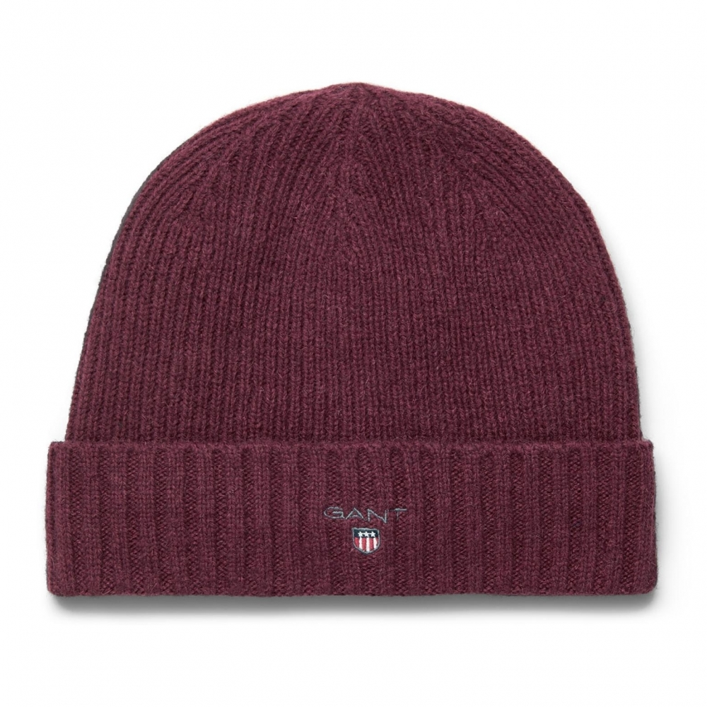 f05ff2bb GANT Cotton Wool Lined Beanie - Mens from CHO Fashion and Lifestyle UK