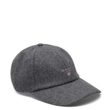 55b3de936db GANT Melton Mens Cap (AW17) - Accessories from CHO Fashion and ...