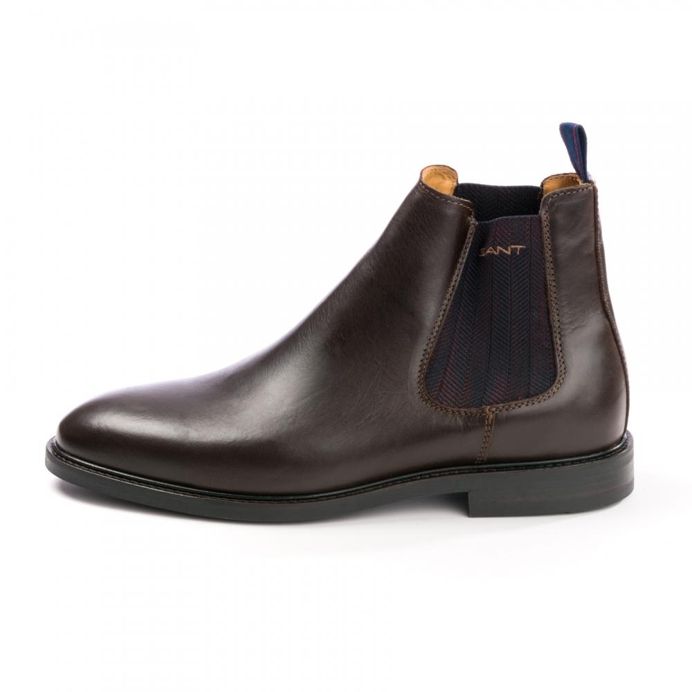 brand new 6c8a5 2154d GANT Ricardo Mens Chelsea Boot