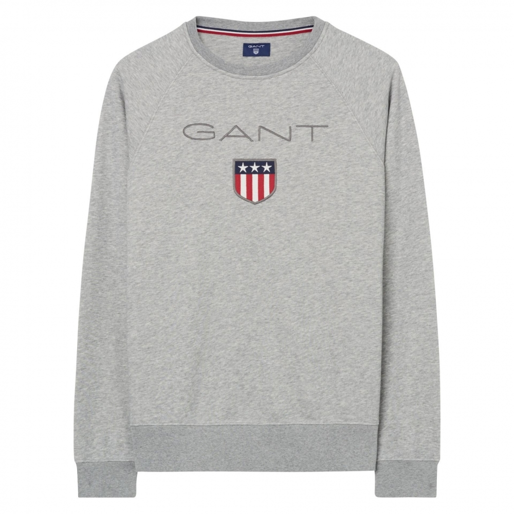 c6b5cd94c3a GANT Shield Crew Mens Sweatshirt - Christmas Gifts For Him from CHO ...