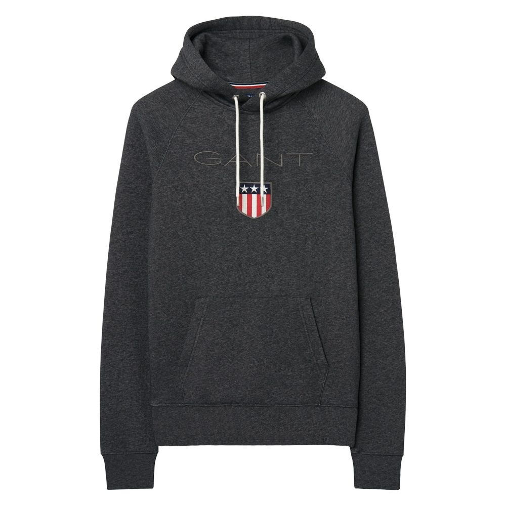 f00820e4a21 GANT Shield Sweat Mens Hoodie - Mens from CHO Fashion and Lifestyle UK