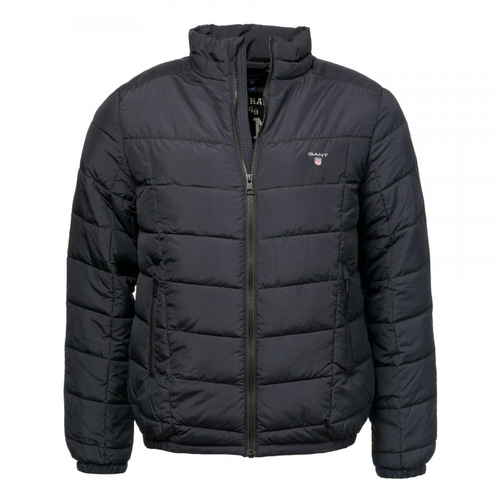 Black All Sizes Gant O1 The Cloud Mens Jacket