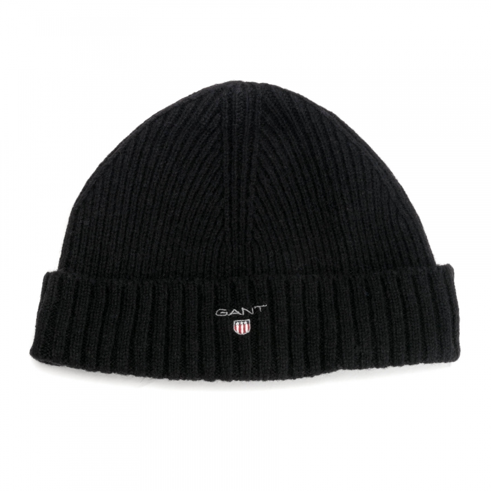 a73b7e4893593 GANT Wool Lined Mens Beanie - Accessories from CHO Fashion and ...