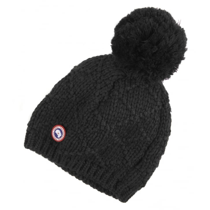 00b7a8b510e58b Canada Goose Giant Pom Toque Ladies Hat - Accessories from CHO ...