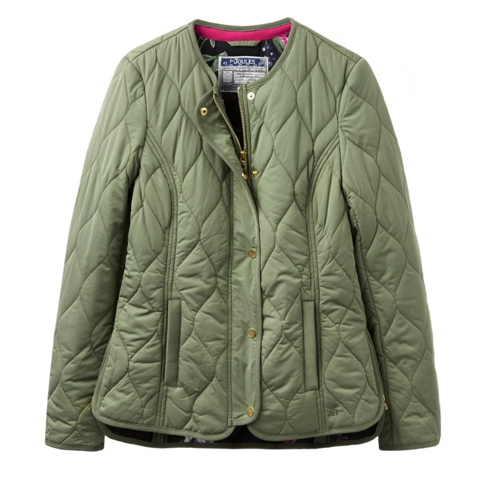 7ec9b45d7668c Joules Gisella Quilted Ladies Jacket (W) - Womens from CHO Fashion and  Lifestyle UK