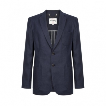 Glen Mens Linen Jacket