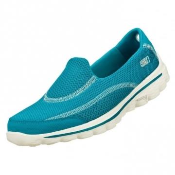 skechers go walk 2 blue