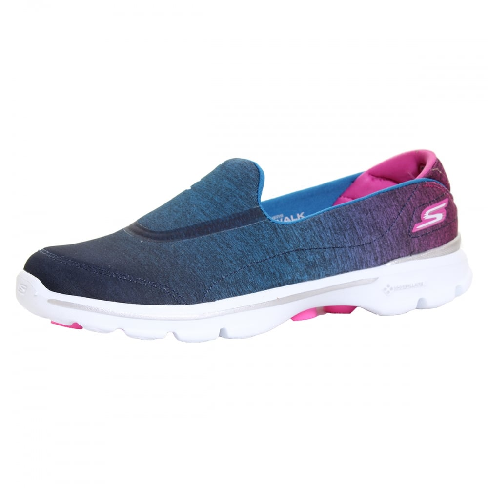 womens skechers go walk 3