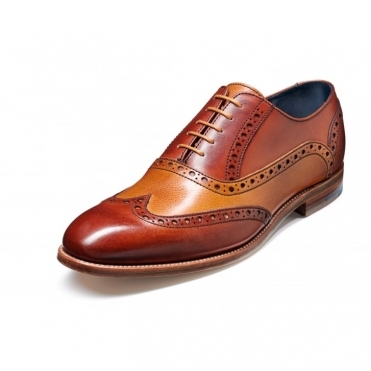 Grant Leather Brogue