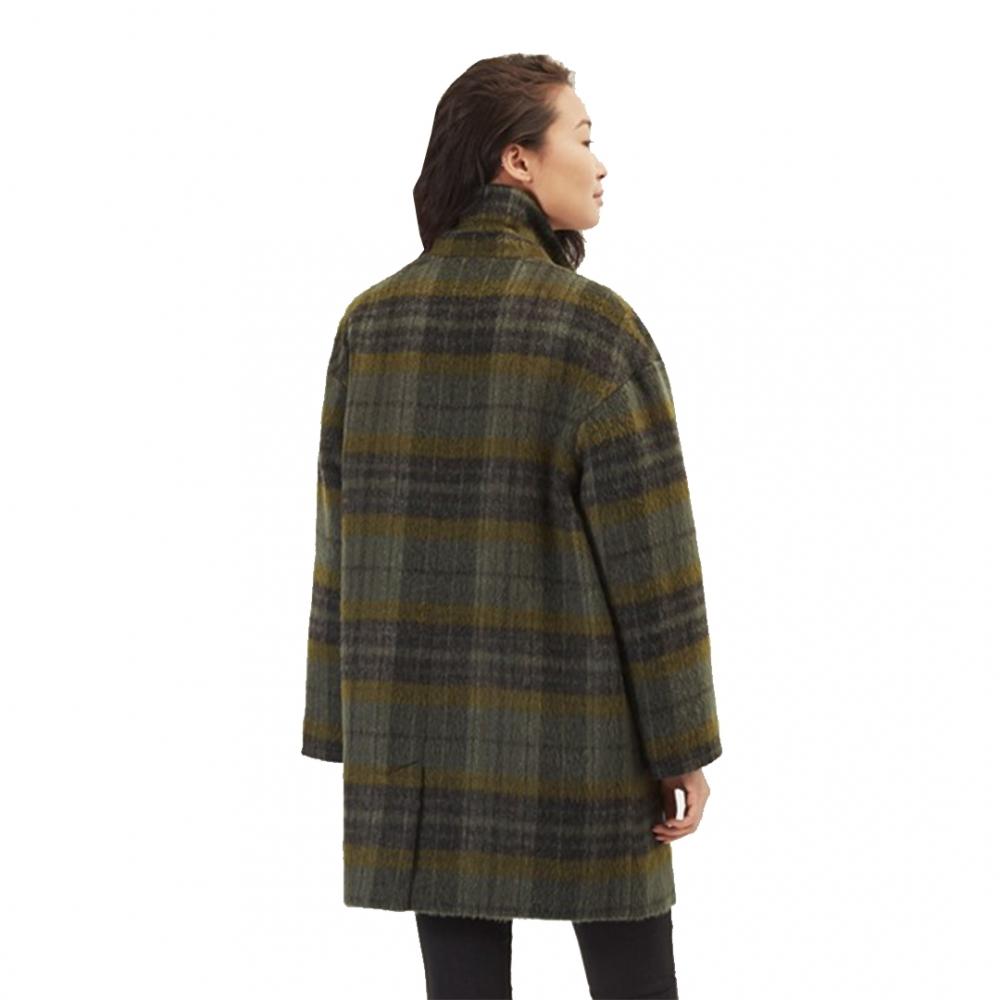692d6db33 Mercury Check Womens Coat