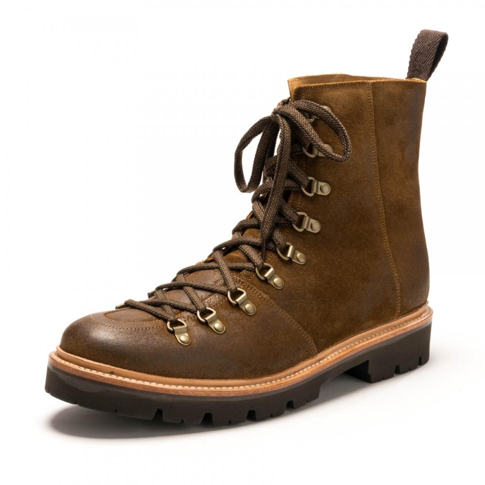 3617b7ef22b Brady Snuff Burnish Suede Mens Ski Boot
