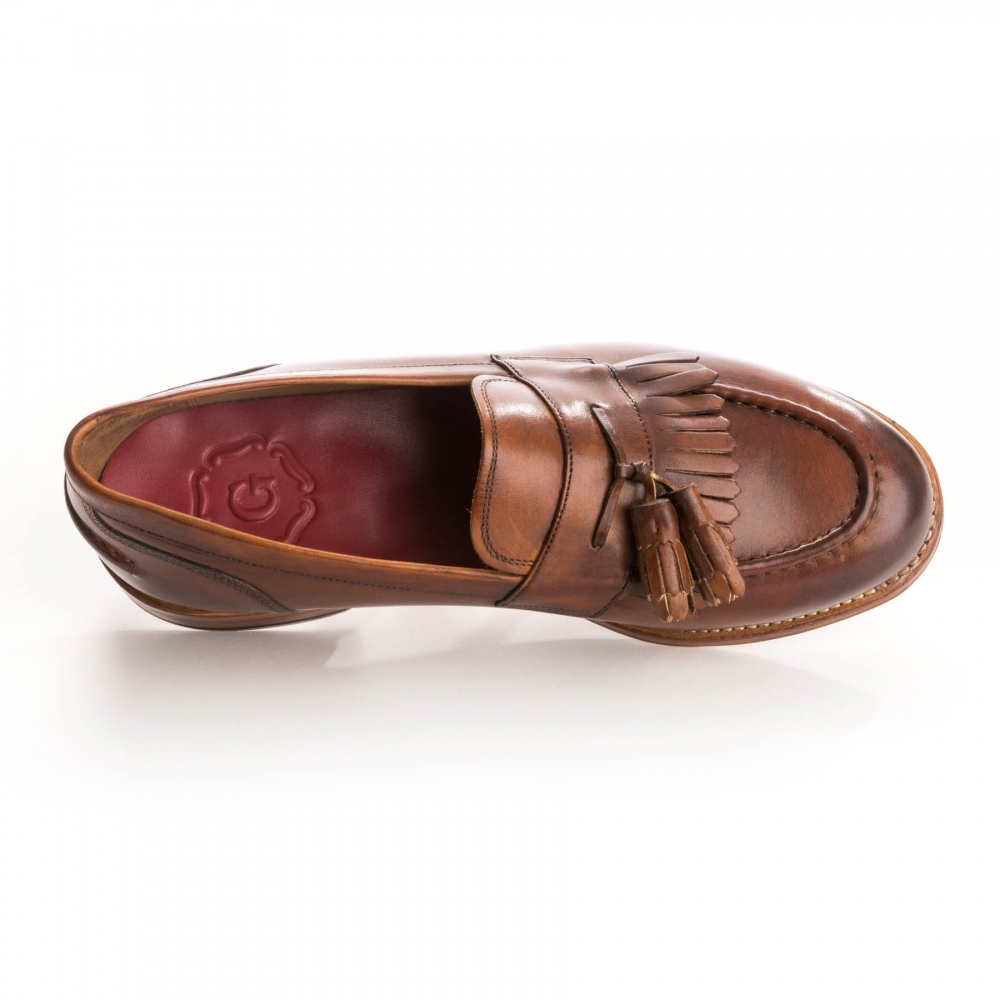 e31a99bbff3 Grenson Mackenzie Hand Mens Loafer - Mens from CHO Fashion and ...