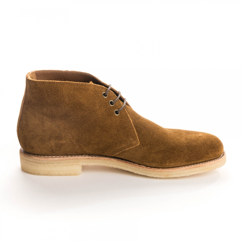 09ff2b7a5d595f Grenson Oscar Suede Mens Chukka - Mens from CHO Fashion and Lifestyle UK