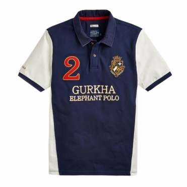 Gurkha Classic Fit Mens Polo (W)