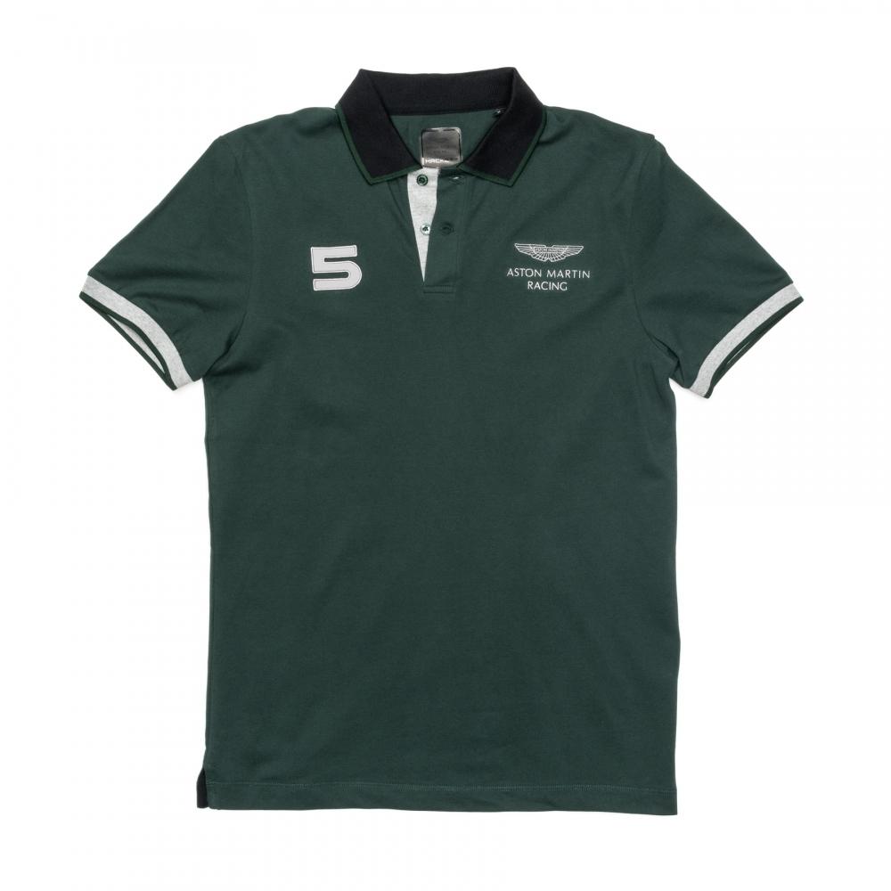 23d0007ba09 Hackett London Aston Martin Racing NBR Mens Polo AW17 - Mens from CHO  Fashion and Lifestyle UK