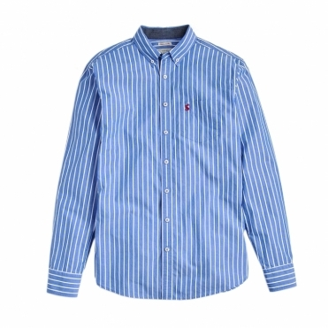 Hensley Slim Fit Mens Shirt (W)