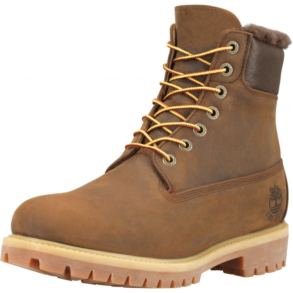 6 inch timberland heritage