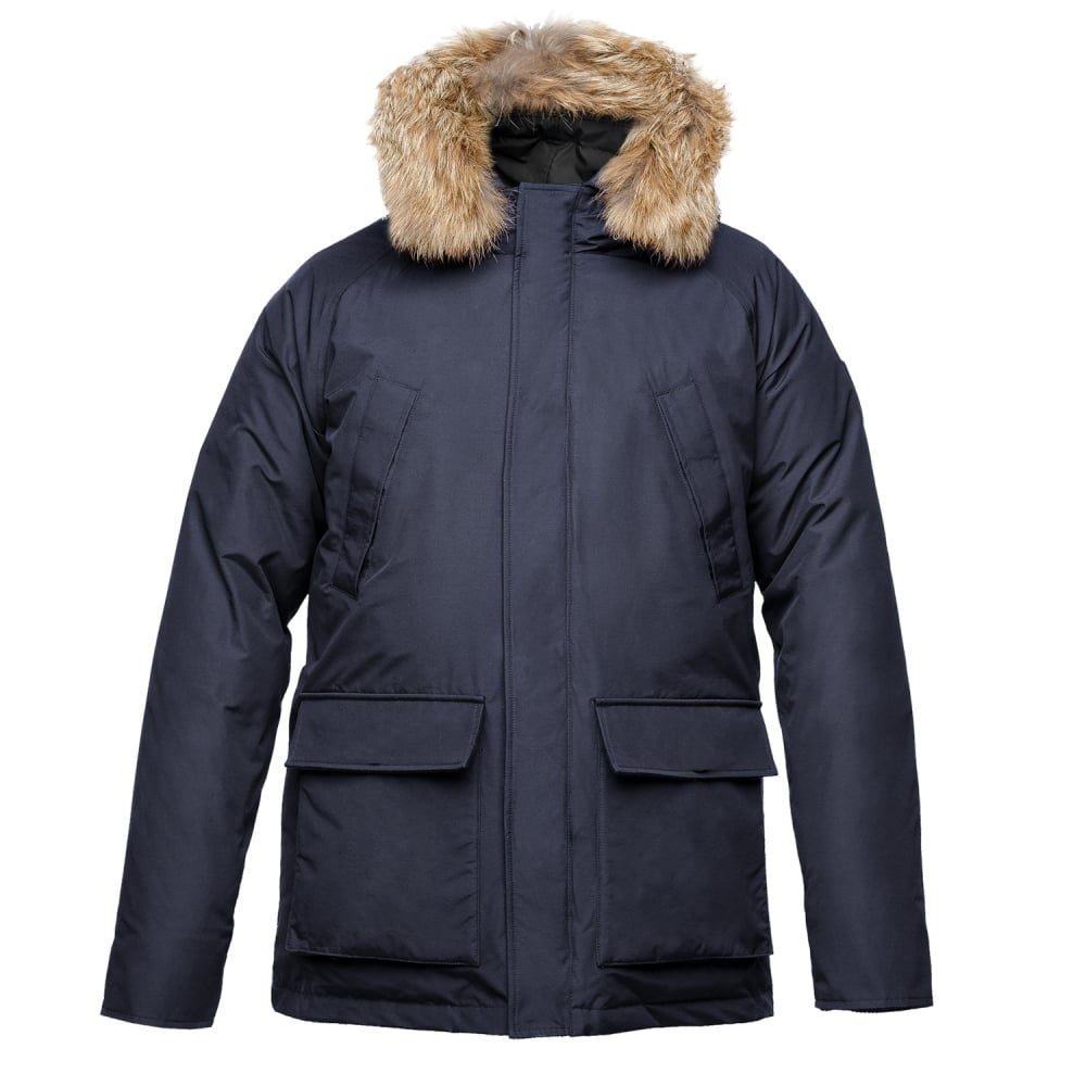 Nobis Heritage Mens Parka - Jackets & Gilets from Country House ...
