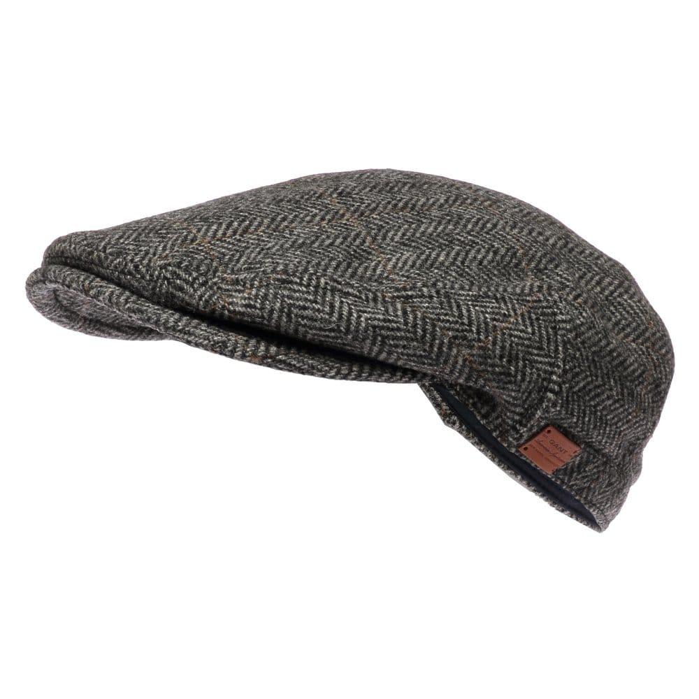 GANT Herringbone Driver Mens Cap - Accessories from CHO Fashion and ... 345a2402390