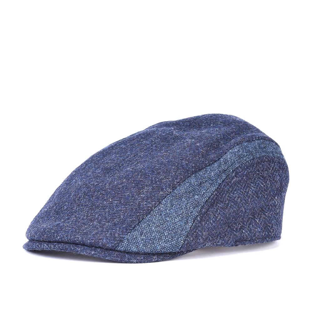 Barbour Herringbone Mens Tweed Cap - Accessories from CHO Fashion ... c74d0534248