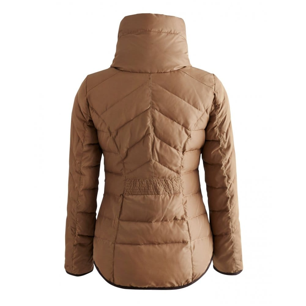 Brown Padded Jacket | Jackets Review
