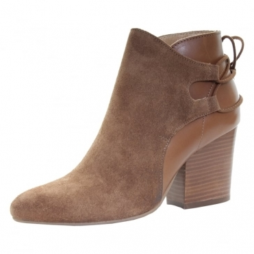 Minka Suede Womens Boot