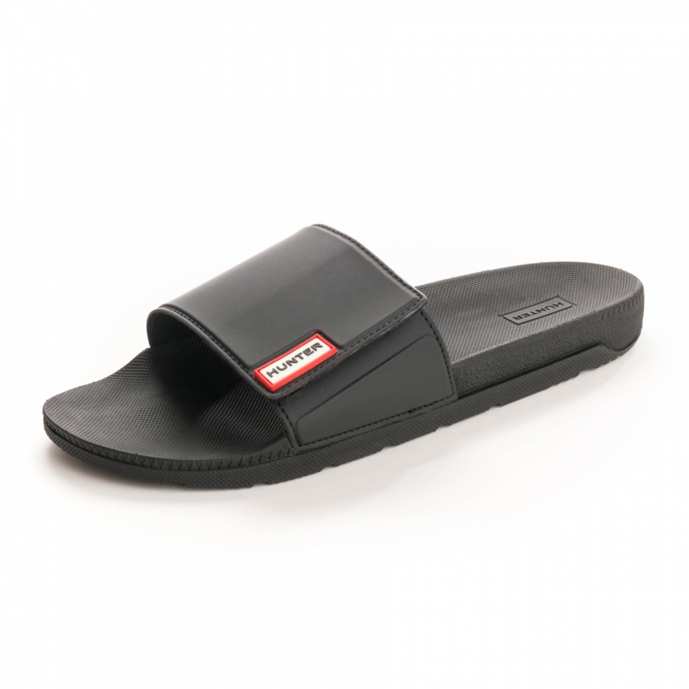 2ee359849 Hunter Original Adjustable Womens Sliders - Footwear from CHO Fashion and  Lifestyle UK