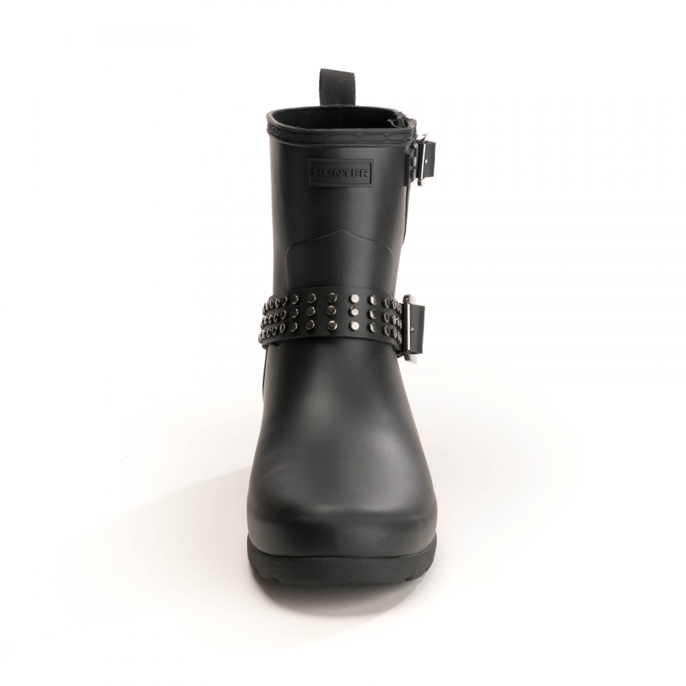 a2813e0045c Hunter Refined Womens Stud Biker Boots - Mother's Day Gift Guide ...