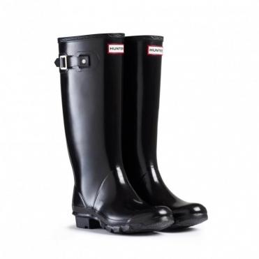 Huntress Gloss Ladies Wellington Boots
