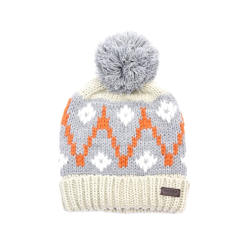 ee68b2807662a2 Barbour Icefield Ladies Bobble Hat - Womens from CHO Fashion and ...