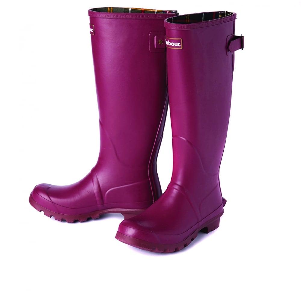 barbour jarrow wellington boots footwear from cho