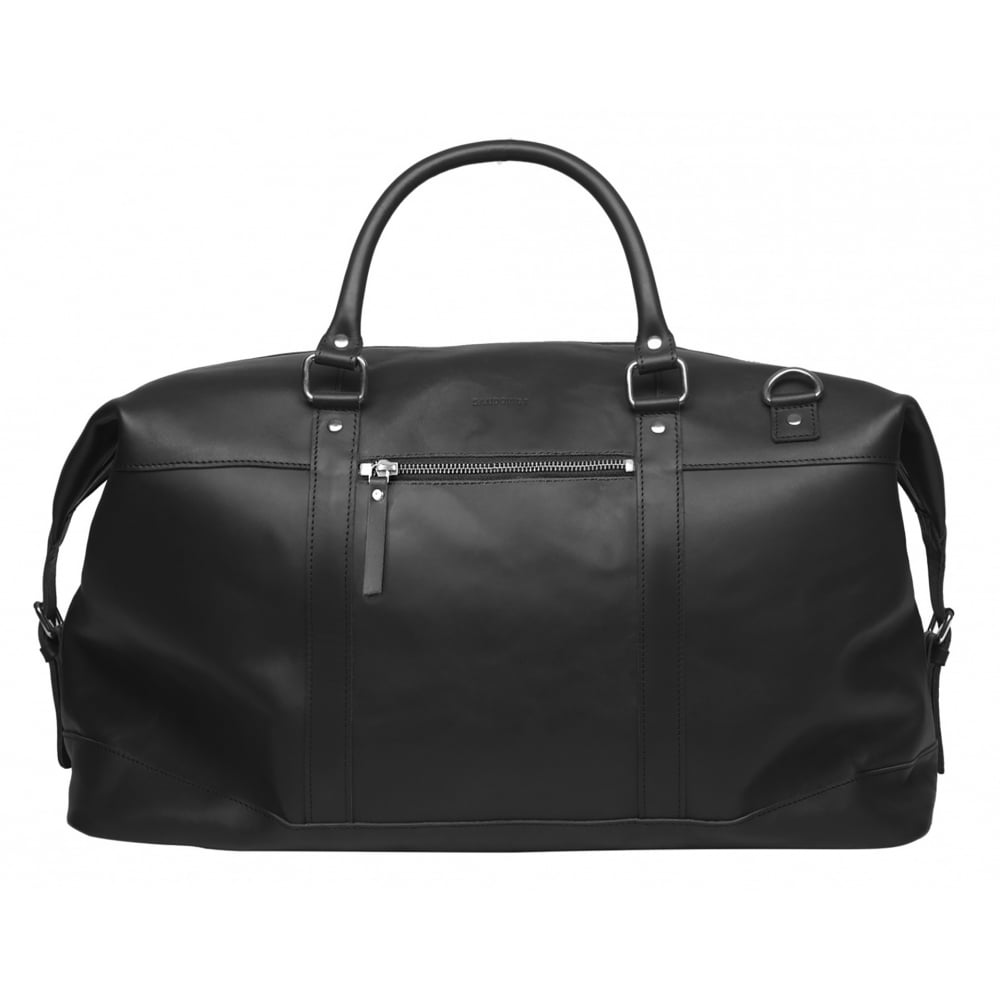 66be1f1058f3 Sandqvist Jordan Leather Weekend Bag - Accessories from CHO Fashion ...