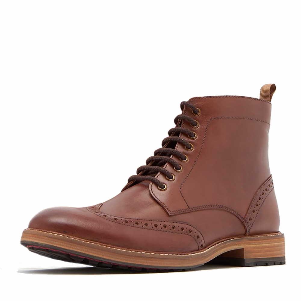 ef0549ab3457a Joules Barnes Lace Up Mens Boot (X) - Mens from CHO Fashion and ...