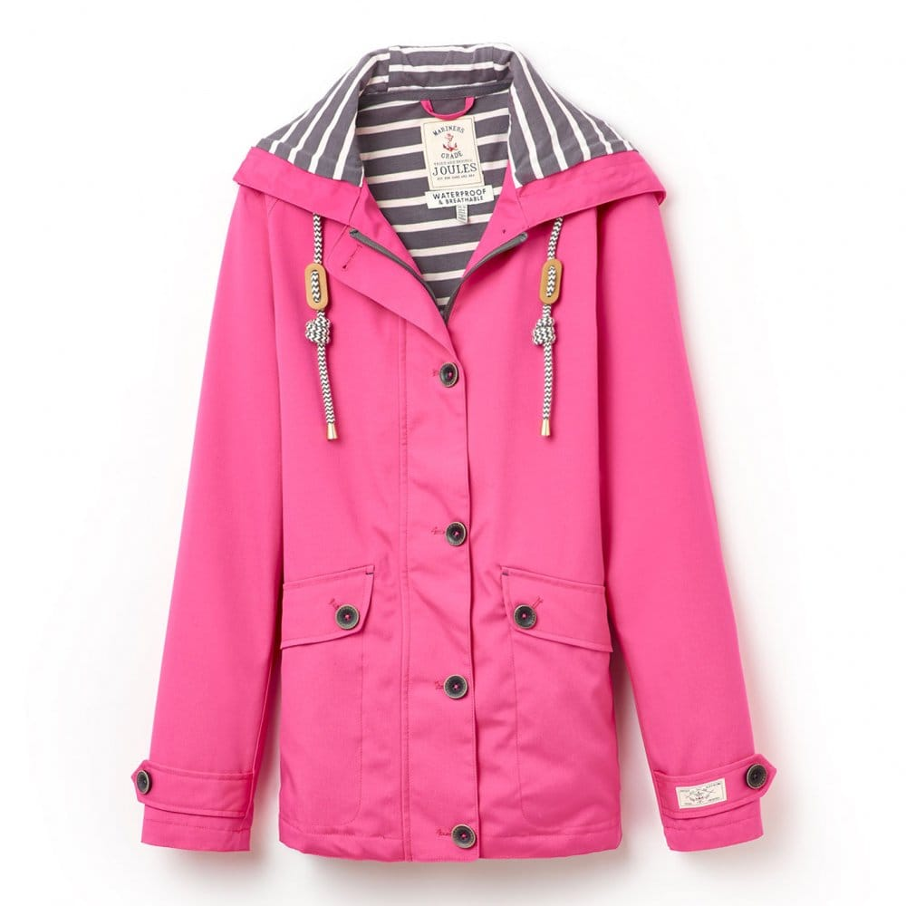 74d6c3f94 Joules Coast Ladies Waterproof Hooded Jacket (T) - Womens from CHO ...