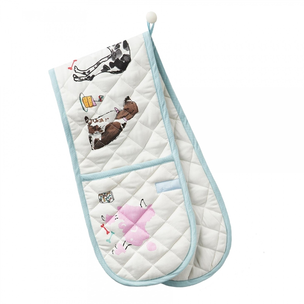 Joules dorrit double oven glove x accessories from cho for Homeware accessories