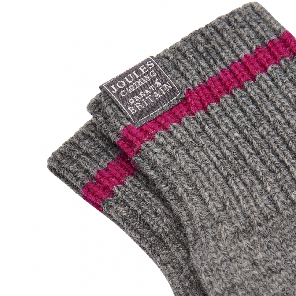 Joules Womens Frostly Gloves