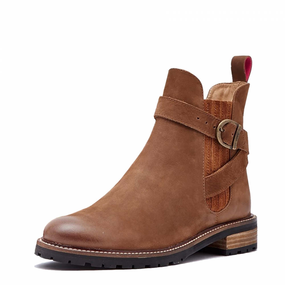 d92ce3764 Joules Hampton Chunky Cleated Womens Chelsea Boot (V) - Womens from ...
