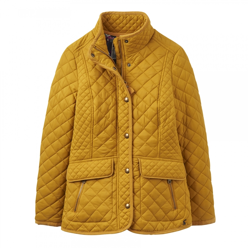 5f45ee071948 Joules Newdale Quilted Womens Jacket (X) - Womens from CHO Fashion and  Lifestyle UK