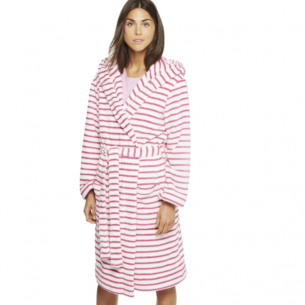 Joules Rita Fluffy Womens Dressing Gown (Y) - Valentines Day Gifts ... e9abdb04f
